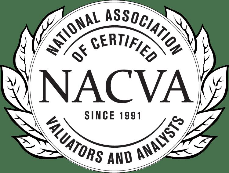 NACVA certificate